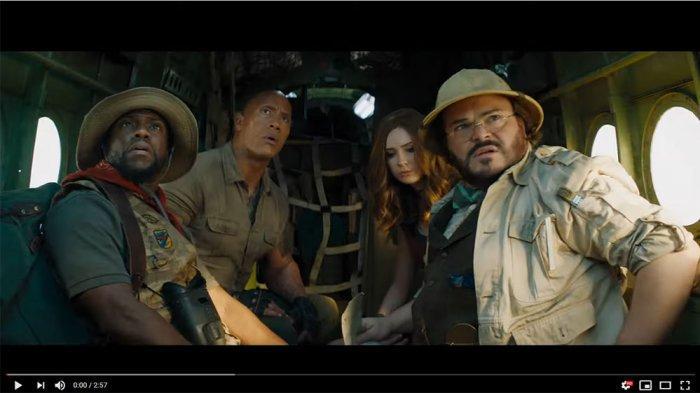 Segera Tayang Desember 2019, Intip Official Trailer Film Jumanji: The Next Level beserta Sinopsisnya