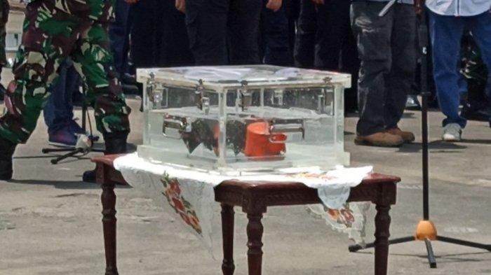 Black Box CVR Sriwijaya Air Baru Ditemukan, Pembacaan Data Memakan Waktu Maksimal Sepekan