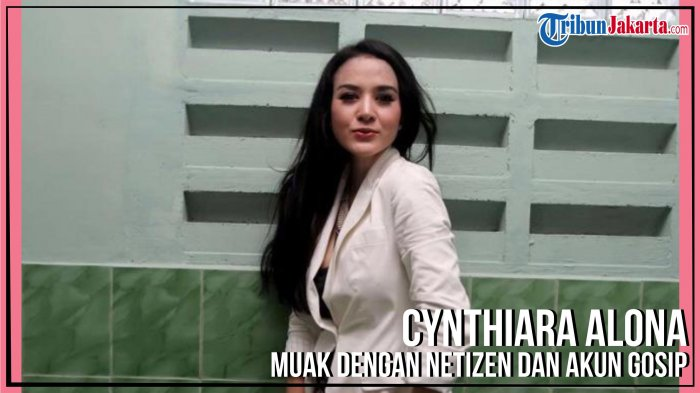 Artis Cynthiara Alona Mulai Diperiksa Majelis Hakim Tangerang, Ancaman 10 Tahun Penjara Membayangi