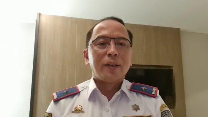 Layar tangkap video penjelasan dari Juru Bicara Satgas Covid-19 Kota Depok, Dadang Wihana, Rabu (16/6/2021).