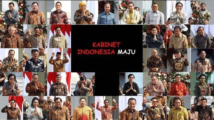 PREDIKSI Daftar Nama Menteri yang Dicopot dan Digeser Jokowi: Terawan dan Wishnutama Bakal Diganti?