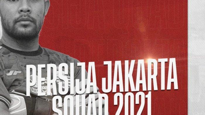 Daftar Skuat Persija Jakarta untuk Liga 1 2021
