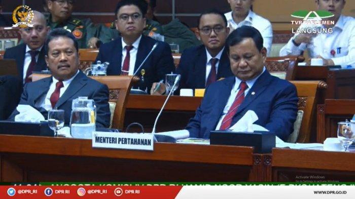 Sebulan Bekerja, Kombinasi Prabowo-Trenggono Dinilai Ideal Kawal Pertahanan Negara