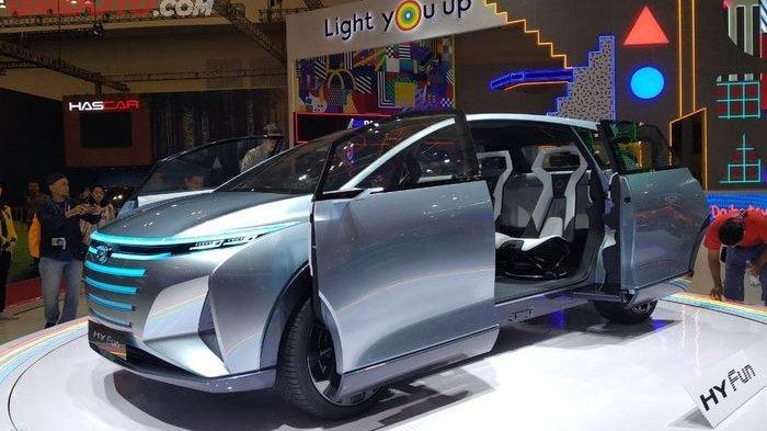Ini Kabar Terbaru Daihatsu MPV Hy-Fun untuk Pasar Indonesia