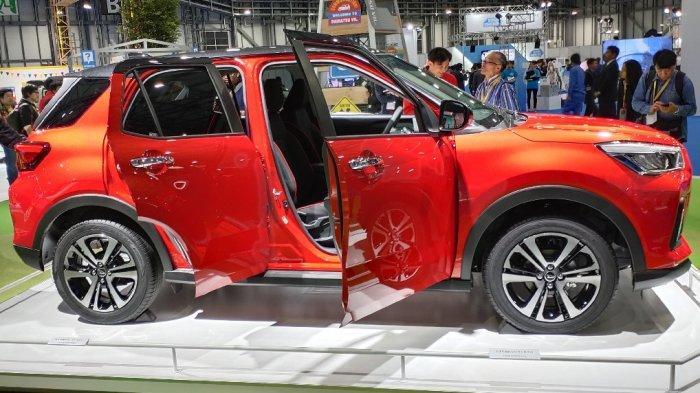 Kode Keras Daihatsu Produksi Rocky di Indonesia, Sasar Segmen Anak Muda Penyuka SUV
