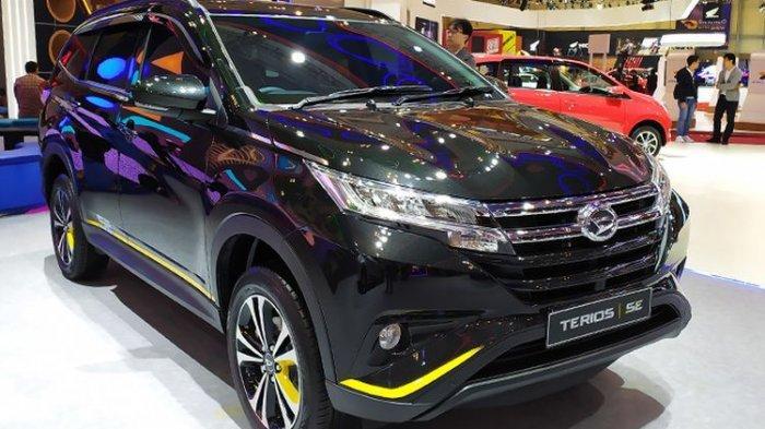 Daihatsu Terios Edisi Terbatas Sudah Habis Terjual di GIIAS 2019