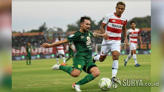 Klasemen dan Jadwal Liga 1 2019 Hari Ini, Bhayangkara FC vs Madura United Live Indosiar