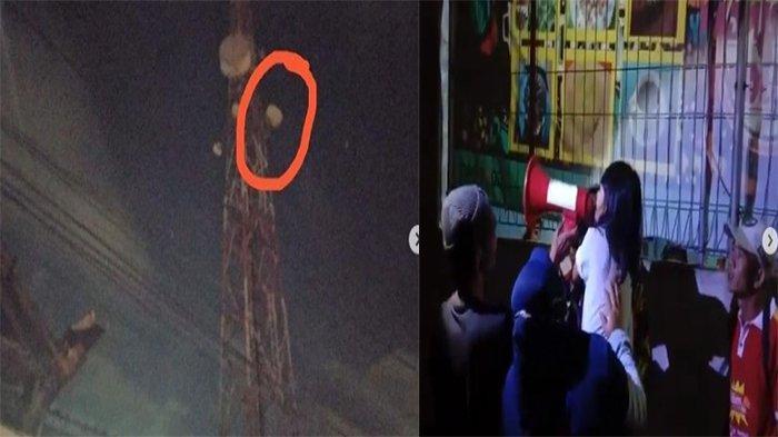 Viral di Medsos, Ucapan Menyentuh Bocah 2 Tahun Bujuk Ayahnya Coba Bunuh Diri untuk Turun dari Tower