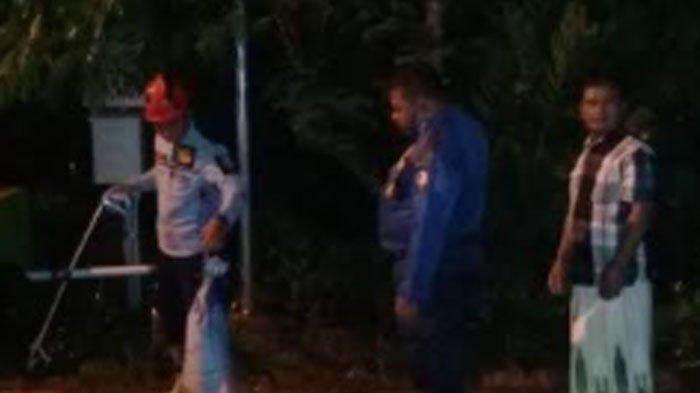 Petugas Pemadam Kebakaran Demam & Sesak Nafas Usai Dipatok Ular Kobra saat Hendak Masukkan ke Karung