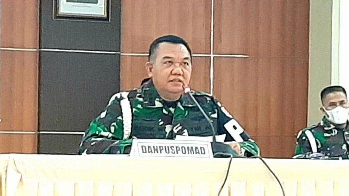 POM TNI Rampungkan Berkas Perkara 21 Tersangka Pelaku Perusakan Polsek Ciracas