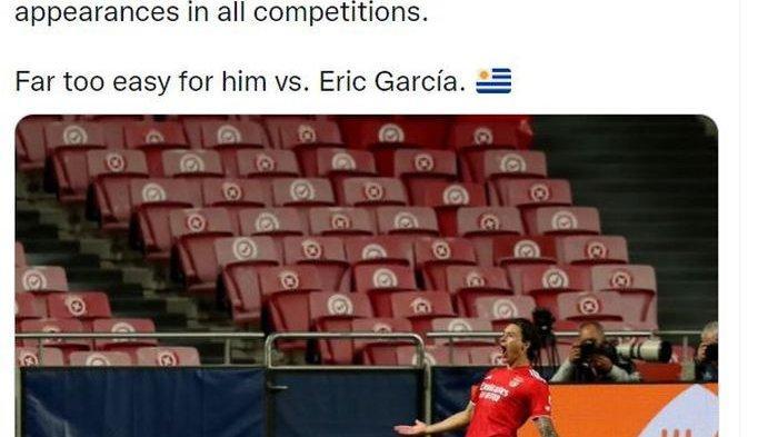 Barcelona Dipermalukan Benfica, Daftar Lengkap Hasil Liga Champions Semalam & Klasemen Sementara