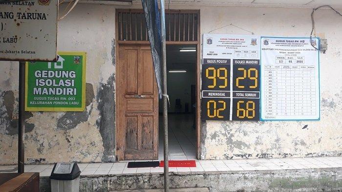 Warga Pondok Labu Sempat Cemas saat Gedung Karang Taruna Diubah Jadi Tempat Isolasi Mandiri