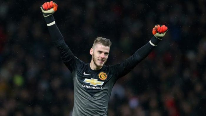 West Brom Vs Man United, David de Gea Dicadangkan?