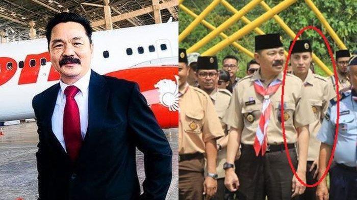 Sederet Fakta Davin Kirana, Putra Sulung Pemilik Maskapai Lion Air, Jadi Caleg Diusia Muda