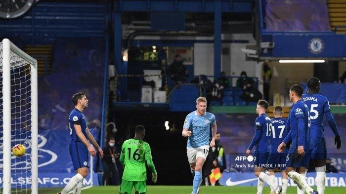 Rekor Buruk Chelsea di Kandang Manchester City: Hanya 2 Kali Menang, 9 Kali Kalah
