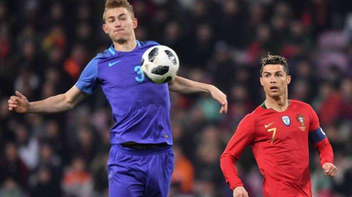 Kabar Euro 2020: Bek Timnas Belanda Tak Berkutik Gara-gara Taktik Tak Biasa Andrea Pirlo di Juventus