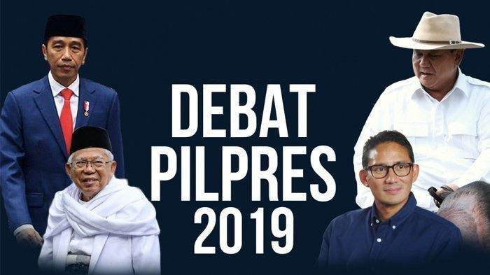 Debat Keempat Pilpres 2019: Prabowo Pastikan Anggaran Tak Bocor, Tim Jokowi Singgung Isu Palestina