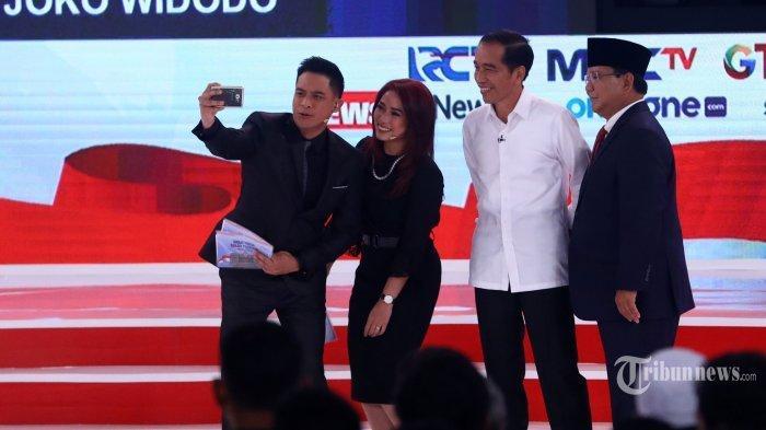 Debat Keempat Pilpres 2019, Sabtu 19 Maret 2019: Bagaimana Persiapan Prabowo Subianto dan Jokowi?