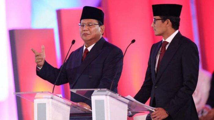 Pasangan Jokowi-Ma'ruf Amin Tumbang, Prabowo-Sandi Raup 61.309 Suara di Jakarta Timur