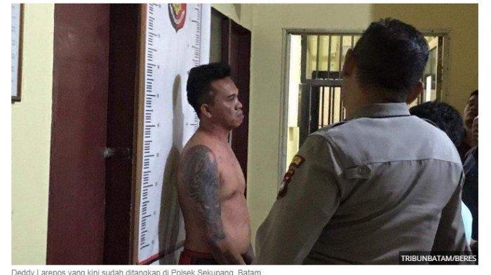 Fakta Tragedi Penikaman Pemilik Warkop di Batam, Pelaku Geram Korban Ikut Melerai Pertikaian