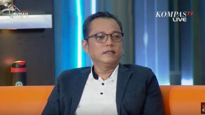 Ditanya soal PDIP Minta Jatah Menteri Jokowi, Reaksi Deddy Sitorus Buat Pembawa Acara Terpingkal