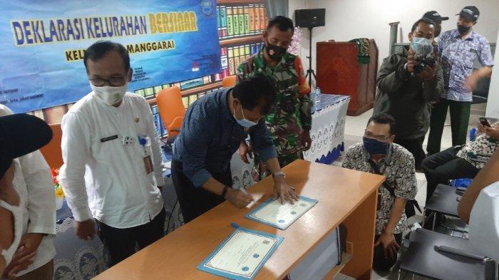 Zona Merah Peredaran Narkotika, BNNK Deklarasikan Manggarai Bersih Narkoba