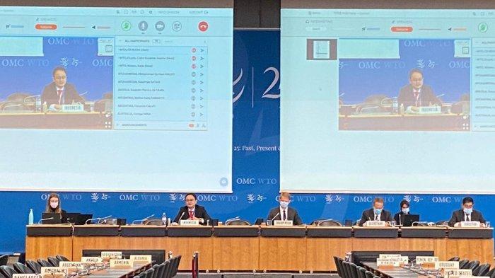 Wakil Menteri Perdagangan Jerry Sambuaga: Anggota WTO Puji Ekonomi & Kebijakan Perdagangan Indonesia