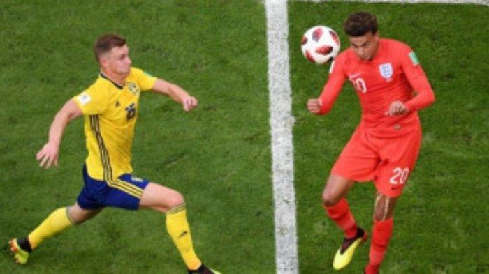 Inggris Tumbangkan Swedia, Harry Maguire Ungkap Rahasianya