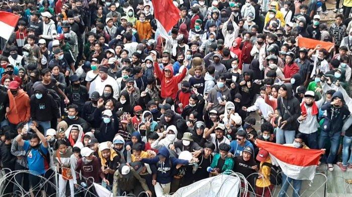 Banyak CCTV Mati Saat Demo Tolak UU Cipta Kerja, Pemprov DKI : Sebagian Sengaja Dirusak