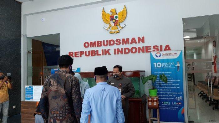 Datangi Ombudsman, Demokrat Kubu AHY Laporkan Moeldoko Terkait Dugaan Maladministrasi Sebagai KSP
