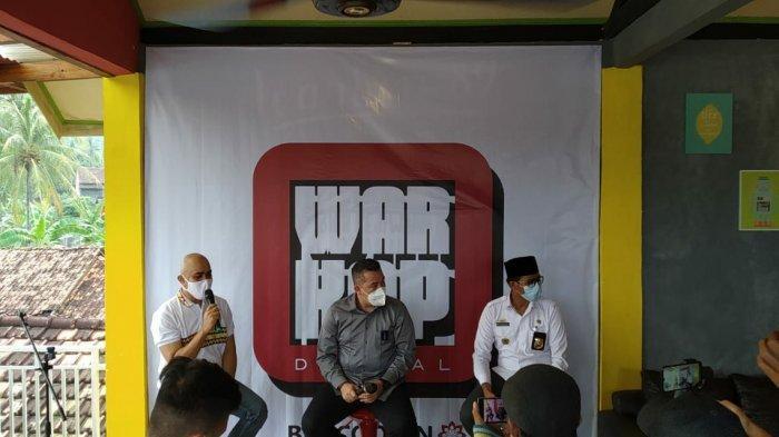 Warkop Digital di Lampung Siap Jadi Pijakan Awal Bangun Ekonomi Digital Pedesaan Saat Pandemi