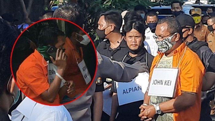 Deniel Farfar Selevel dengan John Kei? Polisi Ungkap Perannya di Balik Rencana Menghabisi Nus Kei