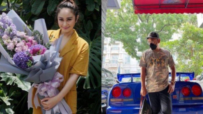 Denise Cadel Disebut Caper ke Dewi Perssik saat Live TikTok, Uya Kuya Ngakak: Nih Orang Unik Ye