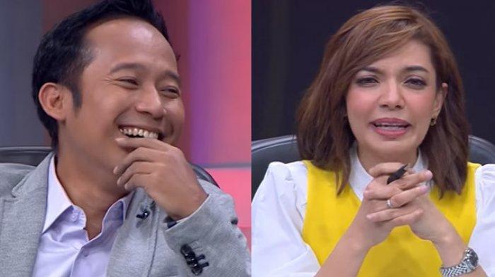 Momen saat Najwa Shihab Balas Gombalan Denny Cagur, Bintang Tamu dan Penonton Sampai Ngakak