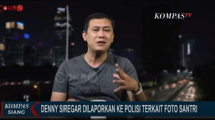Nama Denny Siregar Trending Topic di Twitter, Kasusnya Ramai Dibandingkan dengan Ustaz Maaher