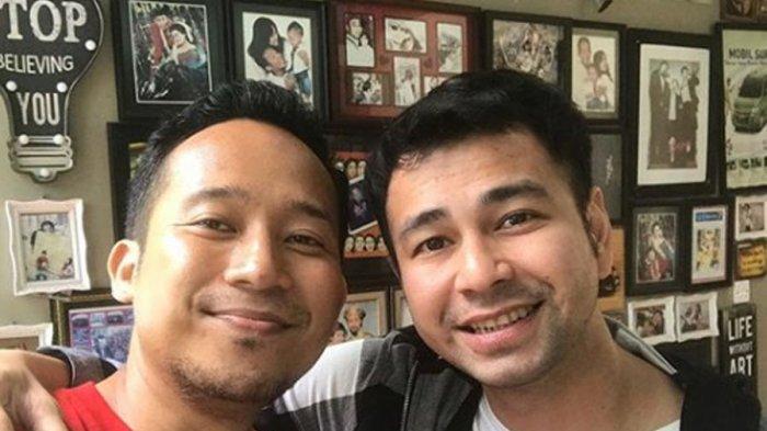 Gerebek Ruang Karyawan Raffi Ahmad, Denny Cagur Sontak Melongo Lihat Fasilitasnya: Gila Lu!