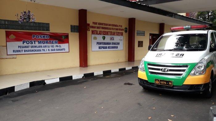 Tim DVI Masih Kekurangan Data Postmortem Jenazah Penumpang Korban Sriwijaya Air untuk Diidentifikasi