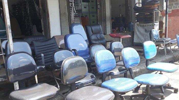 Cari Kursi Kantor Bekas Berkualias Yuk Kunjungi Kawasan Ini Tribun Jakarta