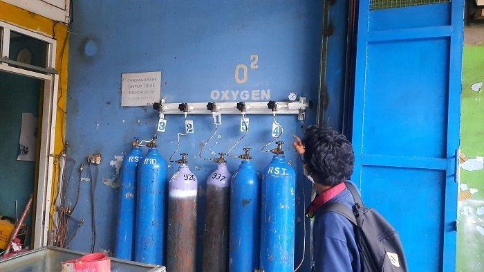 Dokter Paru Bagikan Cara Menggunakan Tabung Oksigen untuk Isolasi Mandiri, Jangan Sembarangan!