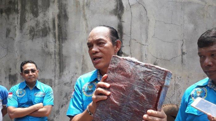 Penyeludupan Ganja di Pol Truk Bambu Apus Gunakan Serbuk Merah, Anjing Pelacak Gagal Endus