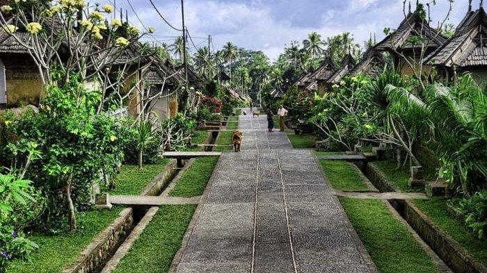 Menilik Desa Penglipuran di Bali yang Dinobatkan sebagai Desa Terbersih di Dunia