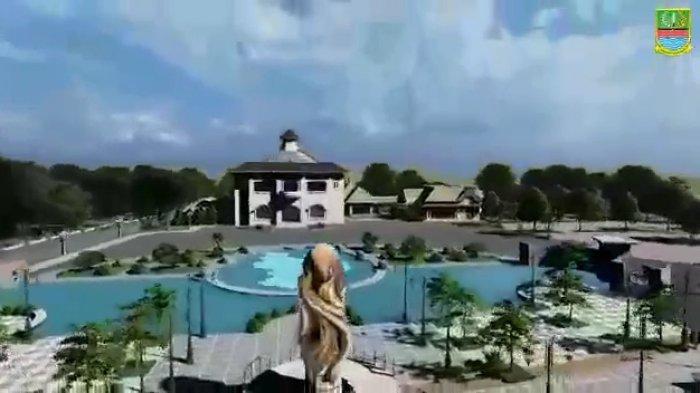Anggaran Revitalisasi Gedung Juang Tambun Capai Rp36 Miliar Lebih