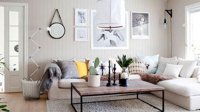 Jadikan Ruang Keluarga Minimalis & Modern Terasa Semakin Hangat