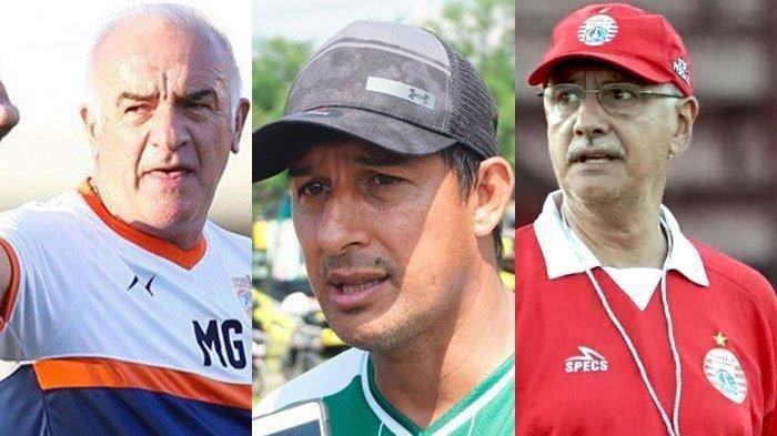Desas-desus Pelatih Baru Arema: Dari Pelatih Persija hingga Mantan Pelatih Persib Bandung