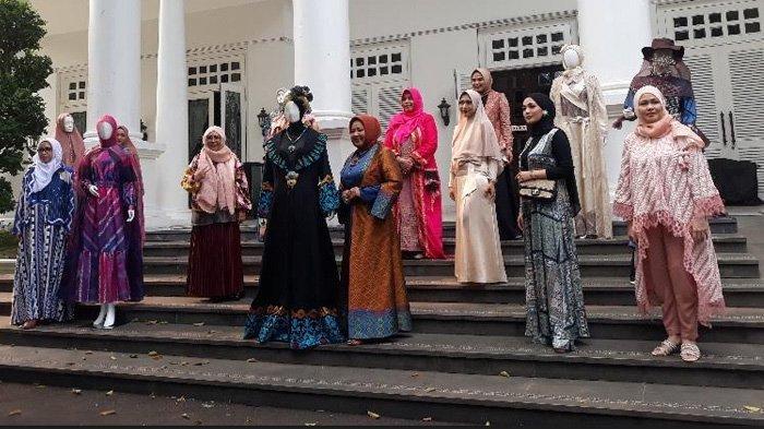 Designer-designer yang akan memamerkan hasil karyanya di Indonesia Modest Fashion Week 2019 16 Oktober ini, Kamis (10/10/2019).