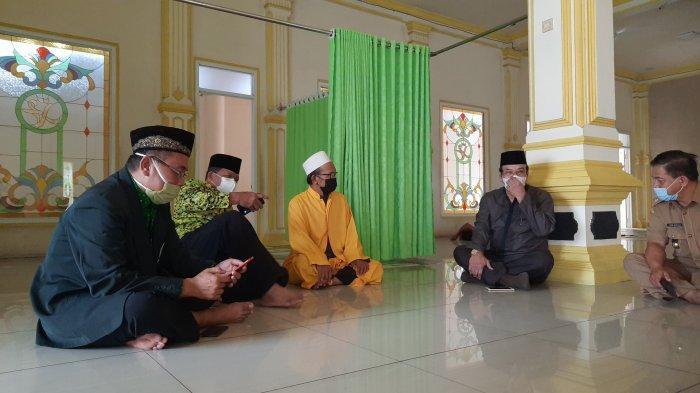 Punya Keyakinan Tersendiri, Ketua Masjid Al-Amanah Percaya Covid-19 Ada: Usir Penyakit dengan Doa