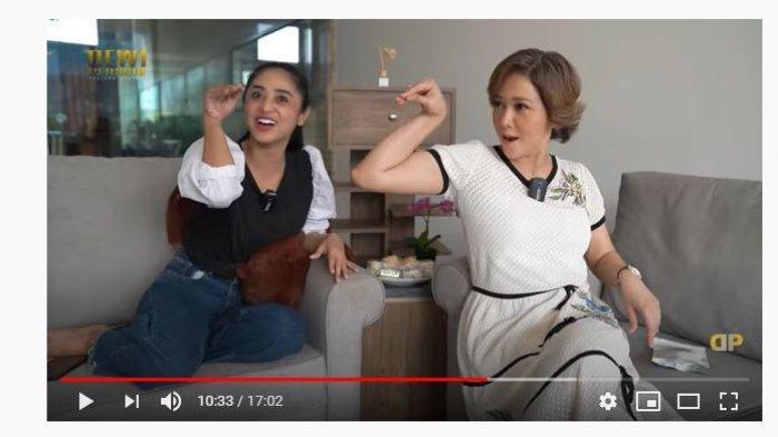 Dewi Perssik Tanya Soal Malam Pertama, Maia Estianty Tertawa Ungkap Kehebatan Pria Timur Tengah