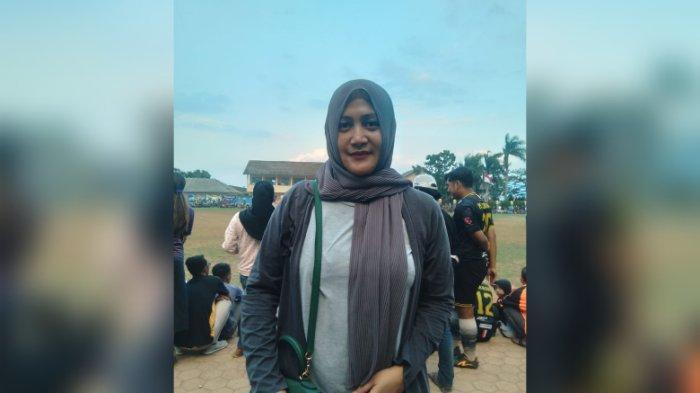 Dewi Ratna Suminar Ingin Kembangkan Industri Sepak Bola Bandung Bersama BKFC Rancabali Majalaya