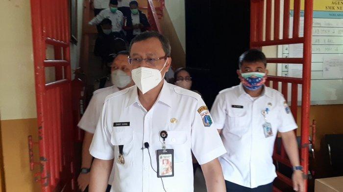 Wali Kota Jakarta Pusat Dhany Sukma