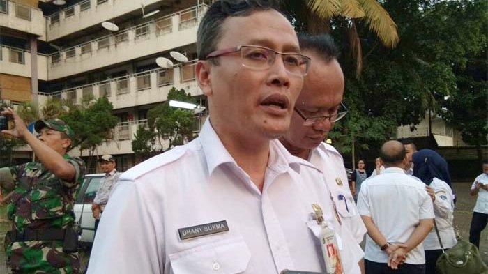 Kepala Dinas Dukcapil Provinsi DKI Jakarta Dhany Sukma